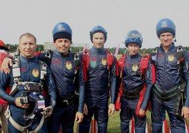 40-й чемпионат мира по парашютному спорту : Министерство обороны