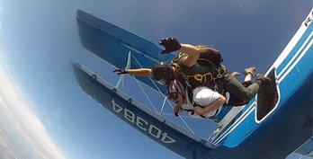 Аэродромный комплекс Первушино - Прыжки с парашютом в Уфе