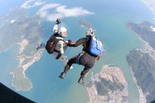 Интересные факты про прыжки с парашютом и парашютный спорт