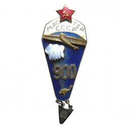 Мастер парашютного спорта Р - Фалерист - каталог значков