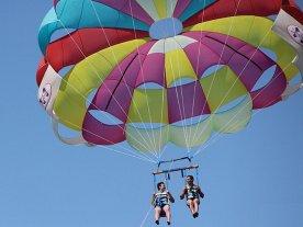 Полет на парашюте (парасейлинг): Геленджик | Геленджик: от