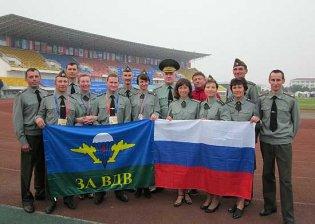 Представитель ВДВ России — абсолютный чемпион мира по парашютному