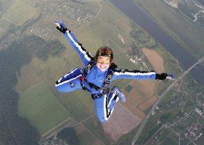 Прыгнуть с парашютом в Новосибирске: здоровье и минимум подготовки