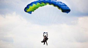 Прыжки с парашютом Горская в Санкт-Петербурге по адресу