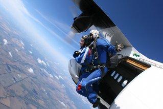 Прыжки с парашютом: ощути вкус новой реальности! - Фитнес, фитнес