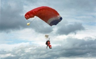 прыжки с парашютом — Спорт и Отдых
