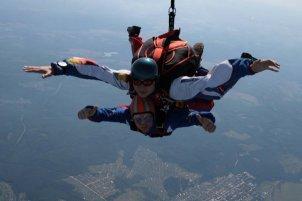 Прыжки с парашютом в Москве, прыгнуть с парашютом в Подмосковье