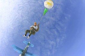 Прыжок с парашютом: где начинать и сколько стоит - мануал для