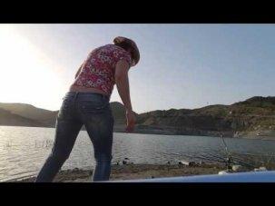 Рыбалка на Парашут.Карп ,Басс.Кипр дамба Kalavasos - YouTube